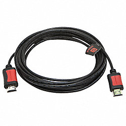HDMI Cable, RedMere, Black, 15 Ft