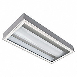 Patient Room Ceiling Light, 160W, 277V
