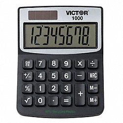 Calculator, Desktop, 8 Digits