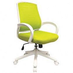 Office Chair, Apple Green