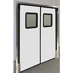Door, Swinging, 3 ft x 7 ft, White