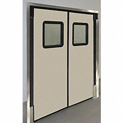 Door, Swinging, 3 Ft x 7 Ft, Beige, EA