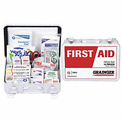 Kit, First Aid, Vehicle, Small