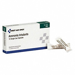 Ammonia Inhalants, Vial, PK 10