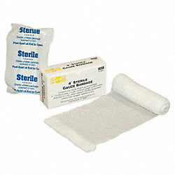 Sterile Stretch Gauze, 4in.