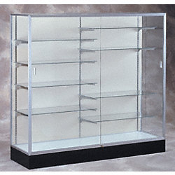 Display Case, 40x72x20, Satin