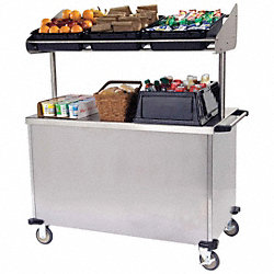 Breakfast Cart, 54-3/4x67x28-1/4 In