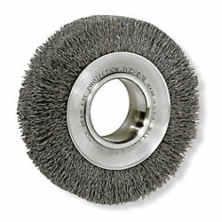 Wheel Brush, 8 In