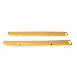 Fork Extension, LxW60x5 1/2In, PK2
