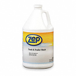 Truck And Trailer Wash, 1 Gallon, Bottle