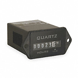 Hour Meter, AC Quartz