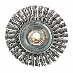 Wheel Brush, 6 7/8 In