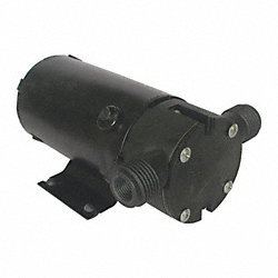 Pump, Plastic, 1/12 HP, 115V, 2 Amps