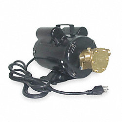 Pump, Bronze, 1/3 HP, 115/230V, 7.2/3.6 Amps