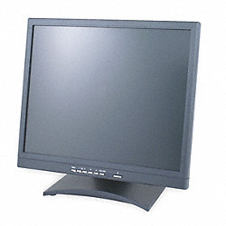 Color Monitor, LCD