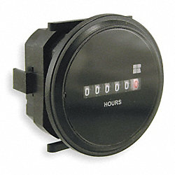 Hour Meter, DC Quartz