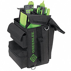 Soft Sided Tool Bag, 5 Pocket