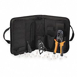 Basic LAN Tool Kit, 4 Pc