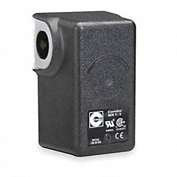 Pressure Switch, 80-100PSI, 1Port, DPST, 26A