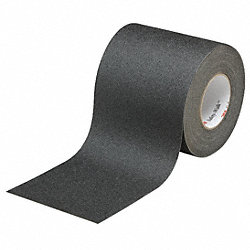 Antislip Tape, Black, 6 In x 60 ft.