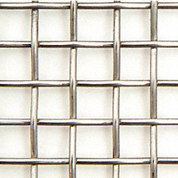 Wire Cloth, 304, 4 Mesh, 0.0350 dia., 24x24