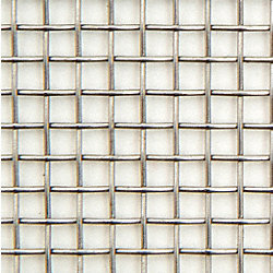 Wire Cloth, 304, 10 Mesh, 0.0200 dia., 24x24