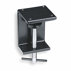 Table Clamp, 0-65mm, Black, Steel