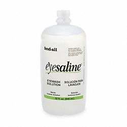 Replacement Eye Wash Bottle, 32 oz.