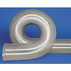 Ducting Hose, 2.5 In ID x 25 Ft