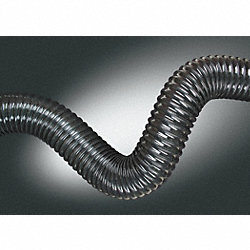 Ducting Hose, 4 In ID x 50 Ft