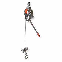 Puller, Ratchet, Lift Cap 1700 3400 Lb