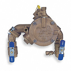 Reduced Pressure Zone Assembly, 3/4 In