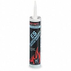 Fire Barrier Sealant, 10.1 oz., Blue