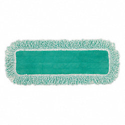 Dry Pad, Green, 18 In. L, 5 In. W