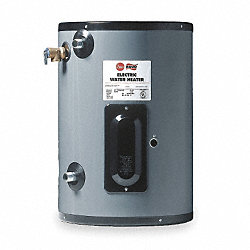 Water Heater, Electric, 20 Gal, 277V