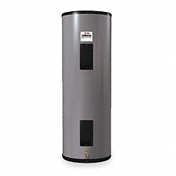 Water Heater, Electric, 40 Gal, 208V, 4.5KW