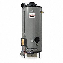 Water Heater, Gas, 100 Gal, 199, 900 BTU