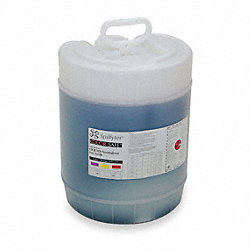 Chemical Neutralizer, Acids, 5 gal.