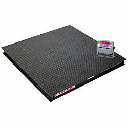 Digital Floor Scale, 1134kg/2500 lb. Cap.