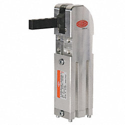 Pneumatic Clamp, 81L25, 120 Deg, 885 In-Lbs