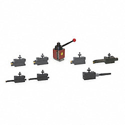 Tool Post & Holder Set, 8 PC, EA Series