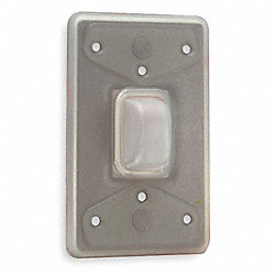 Cover, Silicone Bubble, Gray