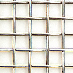 Wire Cloth, 304, 2 Mesh, 0.0630 dia., 12x24