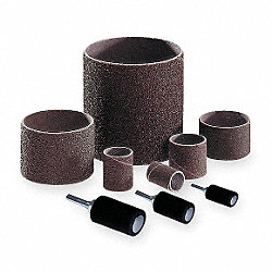 Abrasive Spiral Band Kit, Al-Ox, (6) Sizes