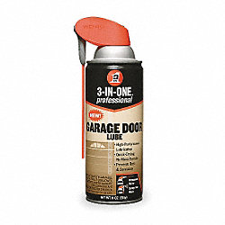 Garage Door Lube, 11oz, Net 11oz