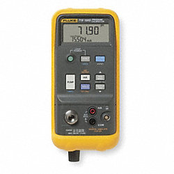 Calibrator, Pressure, With Pump, 0 to100PSI
