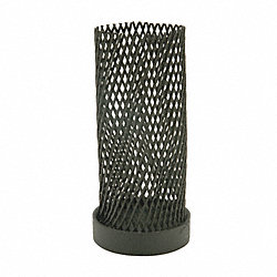 Inlet Strainer, Slip On, Dia. 2 1/8 In.