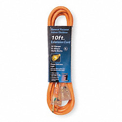 Extension Cord, 10ft