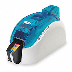 ID Card Printer, Dual, USB and Ethernet
