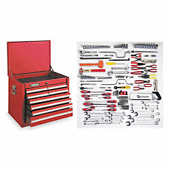 Master Set w/Box, 165 Pc